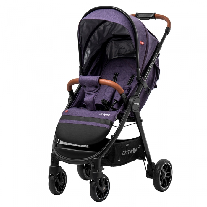 Прогулянкова коляска  CARRELLO Eclipse CRL-12001  Plum Purple  (Каррелло Екліпс)