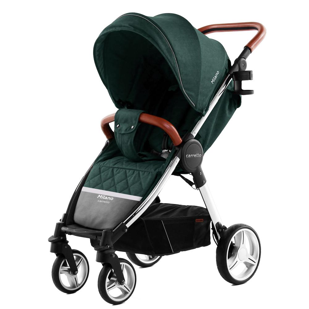 Прогулянкова коляска CARRELLO Milano CRL-5501 Aqua Green