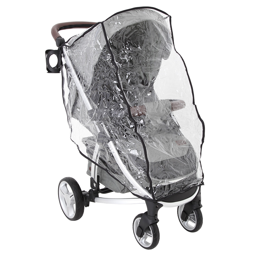 Дощовик універсальний для прогулянкової коляски, розмір M