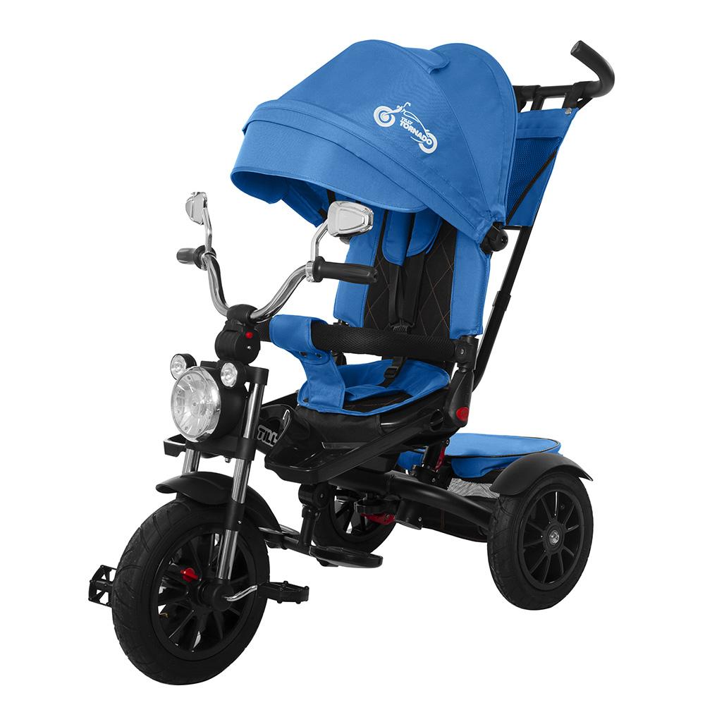 Велосипед триколісний TILLY TORNADO T-383 Синій