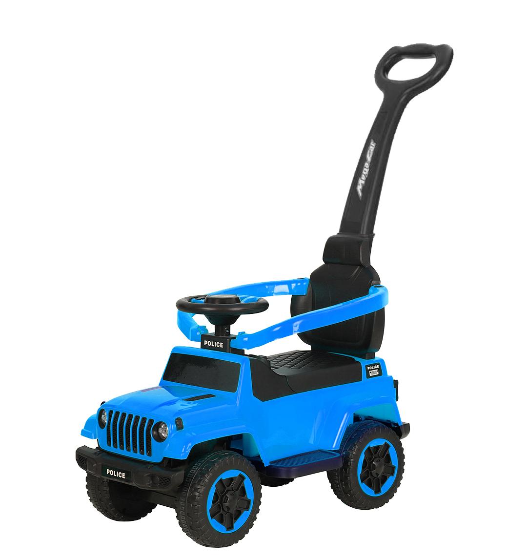 Толокар T-938 BLUE з музикою  65*37*91
